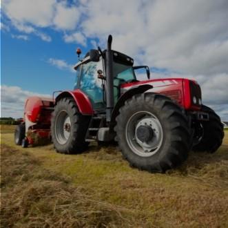 Recambios de tractor